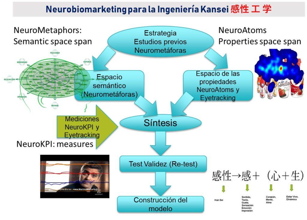 Ingeniería Kansei a través de Neurobiomarketing
